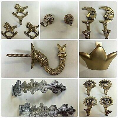 Curtain Tie Back Hooks Large Selection New Season Designs