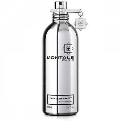 montale chocolate greedy EDP 100 ml + OMAGGIO. ORIGINALE 100% NO PROFUMO ESTERO