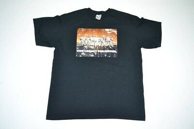 2656050c VTG NBA The Legacy Continues Air Force 1 T Shirt by Nike size XL Basketball  Tee