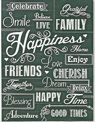 """1-Pioneer~""""Happiness""""~Photo Album~Holds-36-Photos~Slip In 4x6-Size~WOW"""
