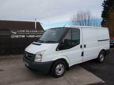 2010 Ford Transit Low Roof Van TDCi 85ps 5 door Panel Van