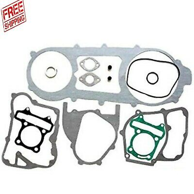 Complete Gasket Set for Short Case GY6 125cc 150cc Scooter Moped GoKart ATV Quad