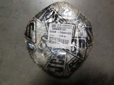 320/03132 JCB CRANKSHAFT GEAR New