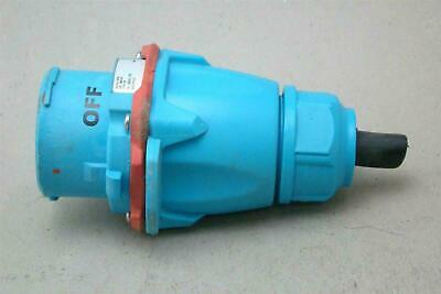 Marechal 30A Inlet Plug 3PH  480v Type 3R, Meltric DS380