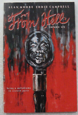 FROM HELL Volume Six - Alan Moore, Eddie Campbell - Mad Love - 1994
