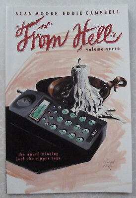 FROM HELL Volume Seven - Alan Moore, Eddie Campbell - Mad Love - 1994