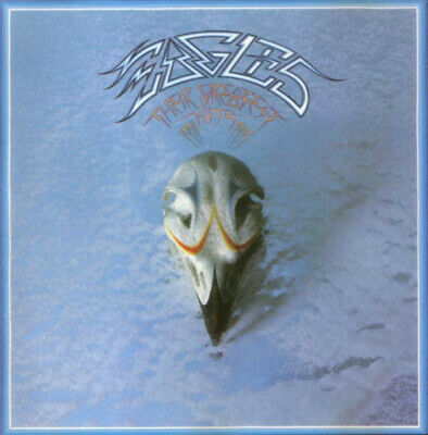 The Eagles Greatest Hits CD Album The Very Best Of Collection Glenn Frey