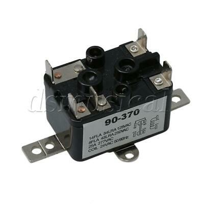 SUPCO 90370 SPDT NO + NC 24V General Purpose Fan Relay 90 ... on