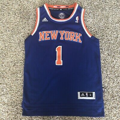 eece1dbe907 Youth Adidas NBA New York Knicks Amar'e Stoudemire #1 jersey shirt, M