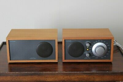 Tivoli Audio Model Two AM/FM Stereo Table Radio w/ Extra Speaker Henry Kloss 2
