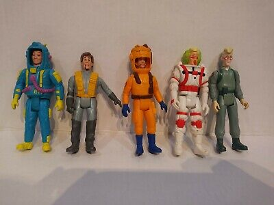 Vintage 1980s Ghost Buster Toys Lot