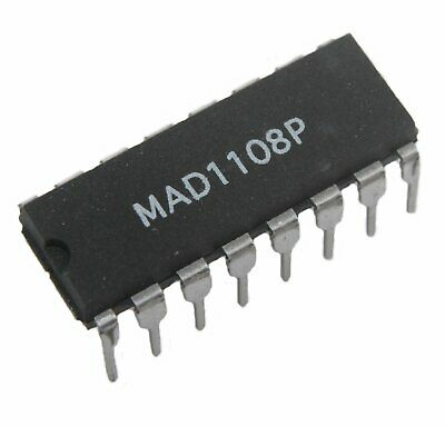 MAD1108P DIODE ARRAY - Lot of 1, 5, or 10.