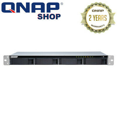 QNAP TS-431XEU-2G 4 Bay Diskless NAS Alpine AL-314 Quad Core 1.7GHz CPU 2GB RAM
