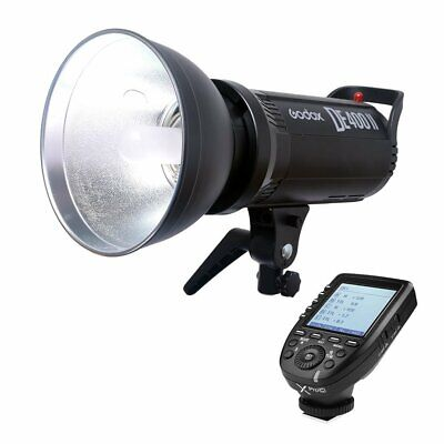 Godox DE400II Photography Studio Flash Strobe With Xpro-C Trigger for Canon 220V