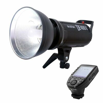 Godox DE400II Photography Studio Flash Strobe With Xpro-S Trigger for Sony 220V