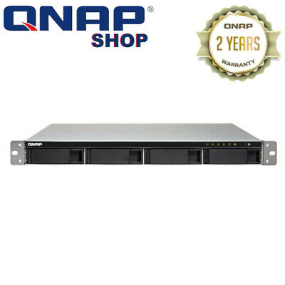 QNAP TS-453BU-4G 4-Bay Diskless NAS - Intel Apollo Lake J3455 4-core CPU 2GB RAM
