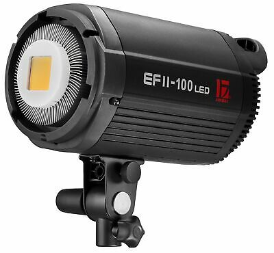 Jinbei NEW Upgraded EF-100 (EF-100II)  5500K Studio LED light Lamp Bowens Mount