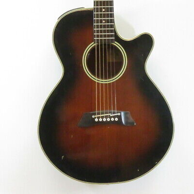 Musical Instruments & Gear Takamine Pt-106-6 Sbl From Japan