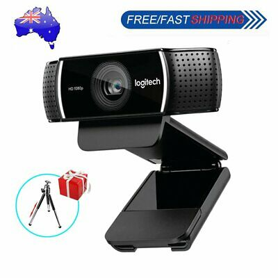 Logitech C922 PRO HD 1080P Webcam Recorded Video for Windows/Mac/Android