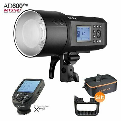 Godox AD600Pro 600Ws 2.4G TTL Witstro Outdoor Flash + Xpro-P Trigger for PENTAX
