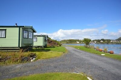 Oban, Scotland - 4 Star Site, 8 holiday homes on waters edge, great reviews