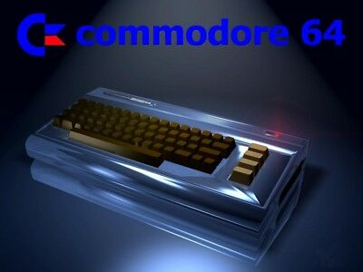 COMMODORE 64 10,000+ Games Emulator Collection - Windows, Mac, Linux