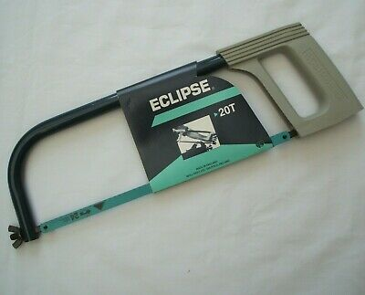 Original Eclipse 20T Hacksaw Made in England