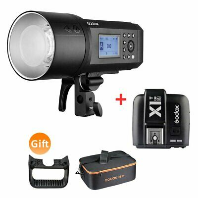 Godox AD600Pro 600Ws 2.4G TTL HSS Witstro Outdoor Flash + X1T-S Trigger for Sony