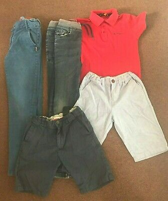 Quality Bundle Of Boys Clothes 5 Items - Age 8 Years