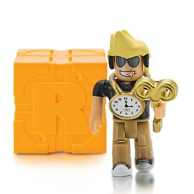 Roblox ABSTRACTALEX Series 4 5 Gold Mystery Box Toys Abstract Alex+Unused Codes