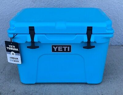 BRAND NEW YETI Tundra 45 Quart Cooler CORAL YT45C Limited