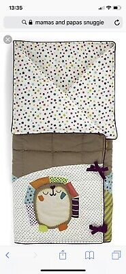Timbuktales Mamas And Papas Snuggle Blanket Cover
