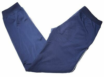 CHAMPION Girls Tracksuit Trousers 13-14 Years XL Navy Blue Polyester  AE05