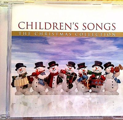 Children's Songs: The Christmas Collection CD - NEW/SEALED