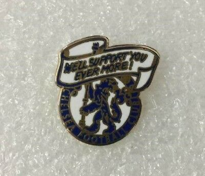 Chelsea We'll Support You Ever More Enamel Badge