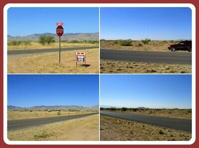 Prime Large Parcel On Paved Road In Sunsites Arizona~Actual Pictures!