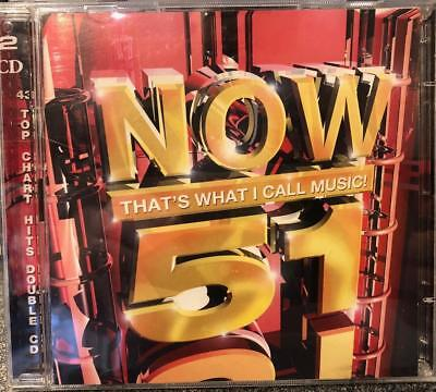 Various Artists Now Thats What I Call Music ! 51 2 x CD