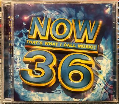 Now Thats What I Call Music 36 Various Artists CD