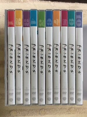 Friends The Complete Series (Extended, Exclusive & Unseen DVD Boxset) B4