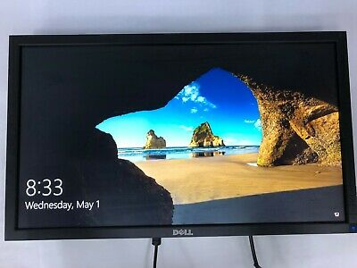 DELL 24 INCH P2411HB LED Backlight Flat Panel Monitor - $55 00