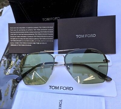 Tom Ford Sole Sunglasses Occhiali Brille Ft0505 28n 58 14 145 xtrCQdshB