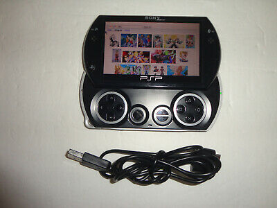 Sony PSP go Launch Edition  Piano Black Handheld System