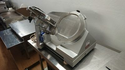Used Heavy Duty Meat Slicer Catering Kitchen Restaurant Food Prep