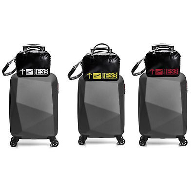 Set Sac De Voyage Valise Cabine Rigide Bagages Sport Bagageries Low Cost Trolley