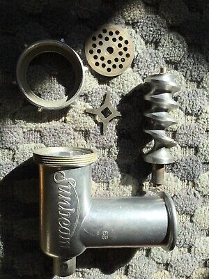 Sunbeam Mixmaster Food mincer and Grinder Attachment and spares