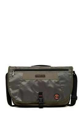 e4b9dc5f91a TIMBERLAND LUGGAGE TWIN Mountain 16 Inch Messenger Bag New With Tag ...