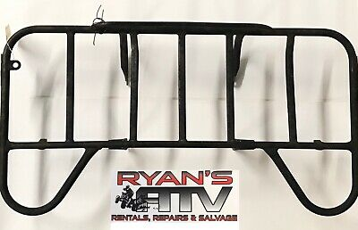 2007 Yamaha Grizzly 400 4x4 Rear Carrier
