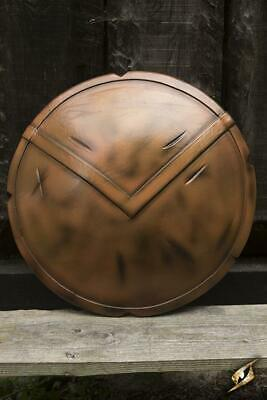Foam Latex 300 Shield of Leonidas Perfect for LARP Cosplay Costume & Safe Play