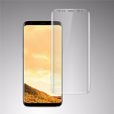 Real Tempered Glass Screen Protector Premium For Samsung Note 8  S8 S8 PLUS
