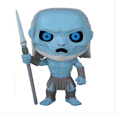 Brand New Game of Thrones #06 WHITE WALKER Funko Pop Vinyl Figure !!!!